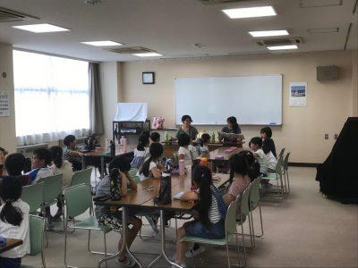 松崎先生の作文教室